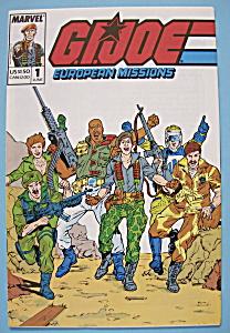 G. I. Joe Comics - June 1988 - Double Bluff (Image1)