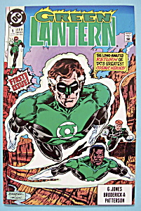 Green Lantern Comics - June 1990 - Down To Earth (Image1)