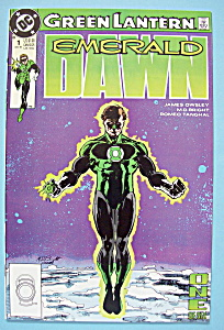 Green Lantern Comics - Dec 1989 - Emerald Dawn (Image1)