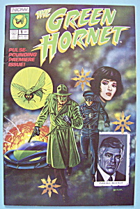 Green Hornet Comics - Sept 1990 - Money Talks (Image1)