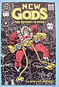 New Gods Comics - February 1989 - Hordes (Image1)