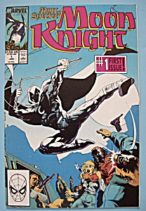 Moon Knight Comics - June 1989 - New Moon (Image1)
