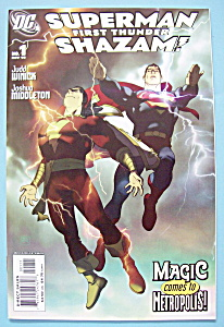 Superman Comics - Nov 2005 - First Thunder (Image1)