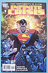 Infinite Crisis Comics-December 2005-(First Issue) (Image1)