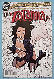 Seven Soldiers: Zatanna Comics - June 2005 (Image1)