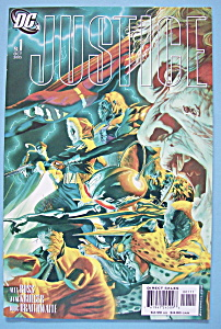 Justice Comics - October 2005 (Image1)