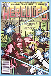 Hercules Comics - October 1982 - For The Love Of Gods