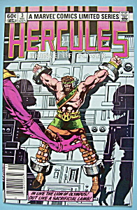 Hercules Comics - November 1982 - Whom The God Would..
