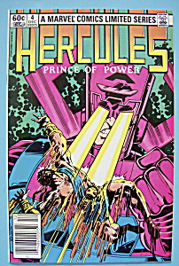 Hercules Comics - December 1982 - Not Just Another..