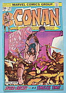 Conan The Barbarian -october 1972- Hawks From The Sea