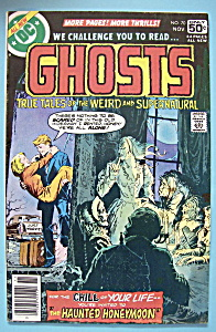 Ghosts Comics - November 1978 - Spectral Swarm