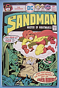 The Sandman Comics - Aug-sept 1975 - Dream Stream
