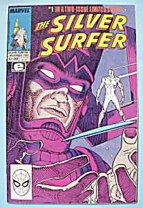 Silver Surfer Comics - December 1988 - Parable (Part 1)