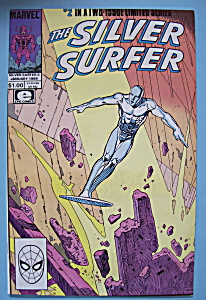 Silver Surfer Comics - January 1989 - Parable (Part 2)