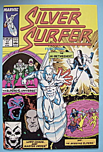 Silver Surfer Comics - November 1988 - Resurrection
