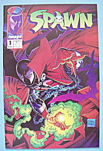 Spawn Comics - May 1992 - Questions