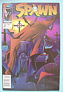 Spawn Comics - July 1992 - Questions (Part 2)