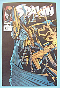 Spawn Comics - January 1993 - Payback (Part 2)