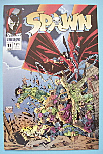 Spawn Comics - June 1993 - Home