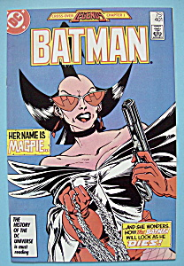 Batman Comics - 1986 - Magpie