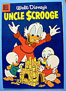 Walt Disney's Uncle Scrooge Comic #13-1956