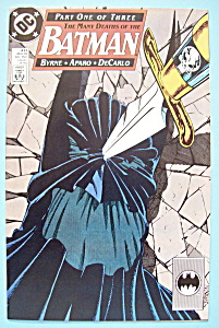 Batman Comics - May 1989 - Many Deaths Of The Batman (Image1)