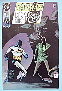Batman Comics - September 1990 - Dark Knight, Dark City (Image1)
