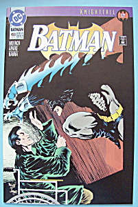 Batman Comics - September 1993 - The Venom Connection