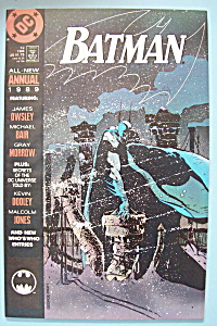 Batman Annual - 1989 - Faces