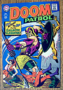 The Doom Patrol Comic #116 - December 1967