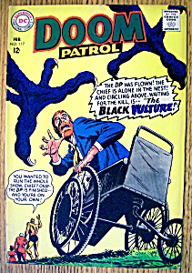 The Doom Patrol Comic #117 - February 1968
