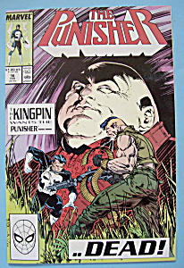 The Punisher Comics - Feb 1989 - Kingpin (Image1)
