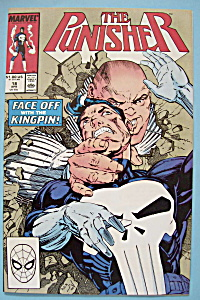 The Punisher Comics - April 1989 - Face Off (Image1)