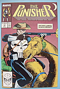 The Punisher Comics - May 1989 - The Spider
