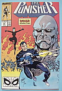 The Punisher Comics - August 1989 - Ninja Training Camp (Image1)