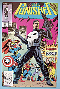 The Punisher Comics - January 1990 - Too Many Dooms
