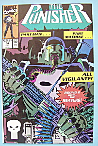 The Punisher Comics - June 1990 - Exo - Skeleton (Image1)