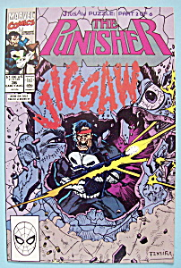 The Punisher Comics-early Aug 1990-jigsaw Puzzle-part 2
