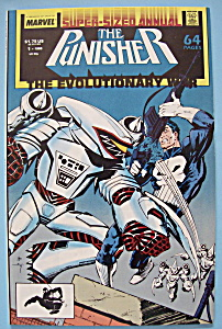 The Punisher Comics - 1988 - Evolutionary War