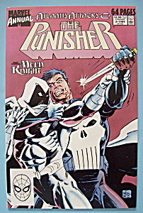 The Punisher Comics - 1989 - Knight Fight (Image1)