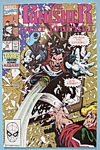 The Punisher War Journal Comics - March 1990