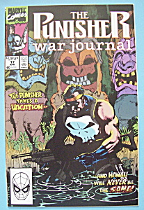 The Punisher War Journal Comics - April 1990