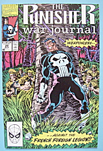 The Punisher War Journal Comics - July 1990 (Image1)