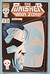 The Punisher War Zone Comics - May 1993