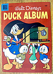 Walt Disney's Donald Duck Comic #840-1957 (Image1)