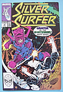 Silver Surfer Comics - December 1988 - Heavyweights