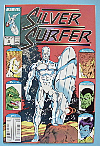 Silver Surfer Comics - Feb 1989 - Aftermatch