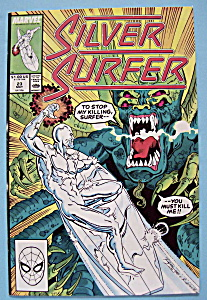 Silver Surfer Comics - May 1989 - Alien