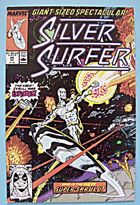 Silver Surfer Comics - July 1989 - Back From Black