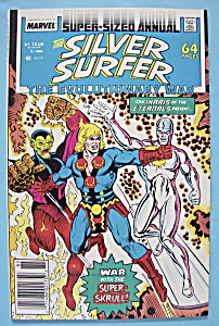 Silver Surfer Comics - 1988 - Adam